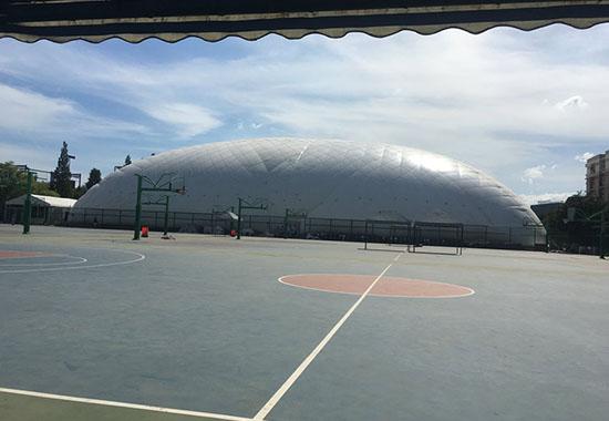 体育场充气膜结构