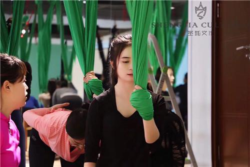 臺南空中瑜伽培訓