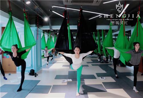 西安空中瑜伽教练培训