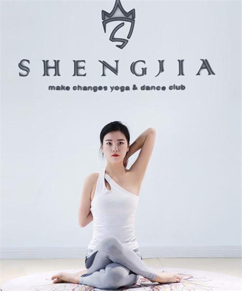 新生代瑜伽培训师-臻珠
