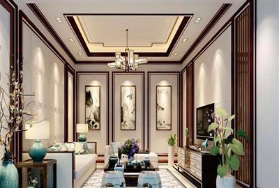 新中式家庭装修风格