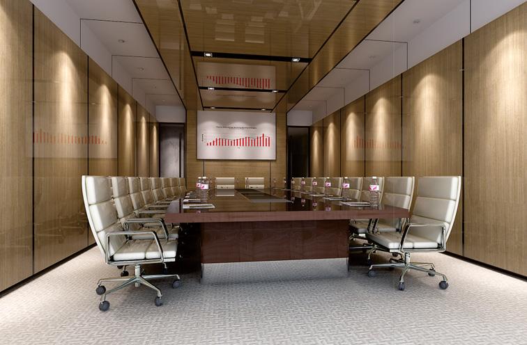 会议室整装
