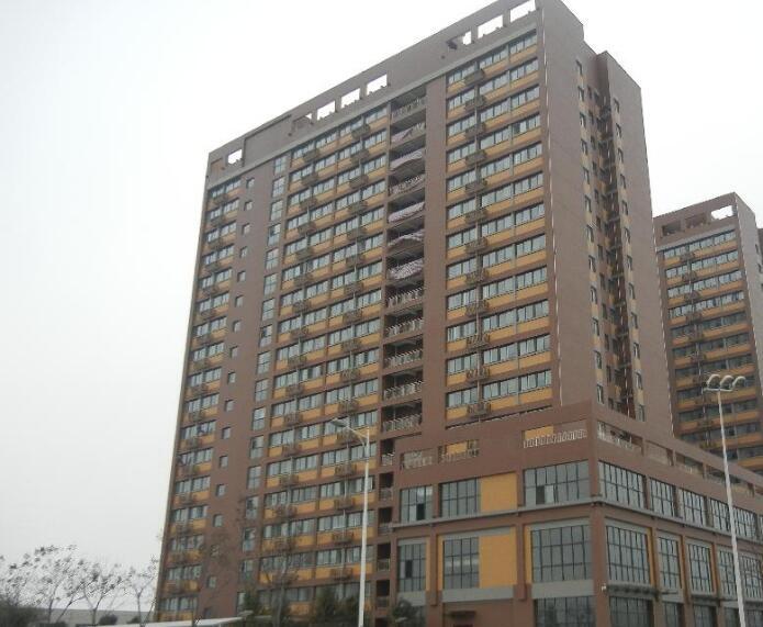 西安蓝博公寓C区碳纤维加固案例