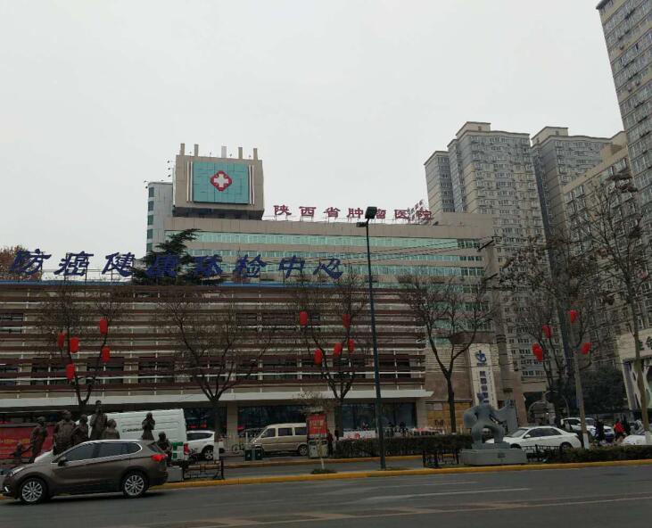 陕西省肿瘤医院主体结构加固