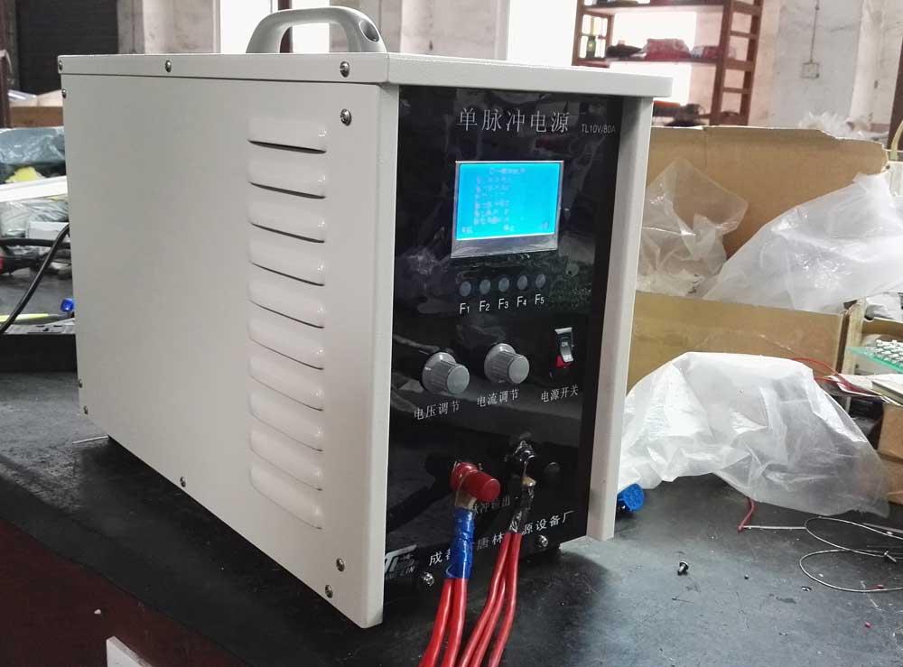 成都脉冲电源工程案例