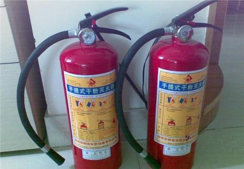 四川干粉灭火装置