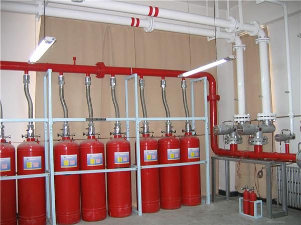 四川七氟丙烷气体灭火系统