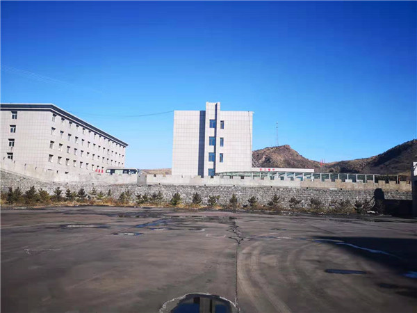 新圣煤炭厂区外景图!