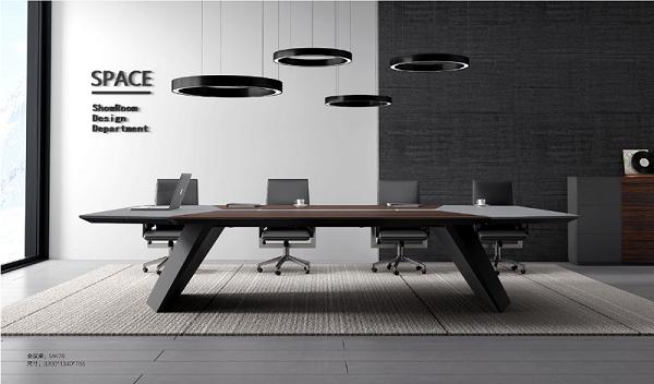 板式会议桌001