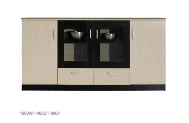 板式茶水柜001