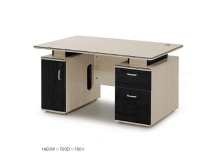 陕西办公桌定制电脑桌002
