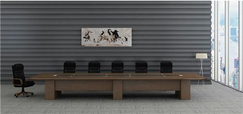 现代油漆陕西会议桌001