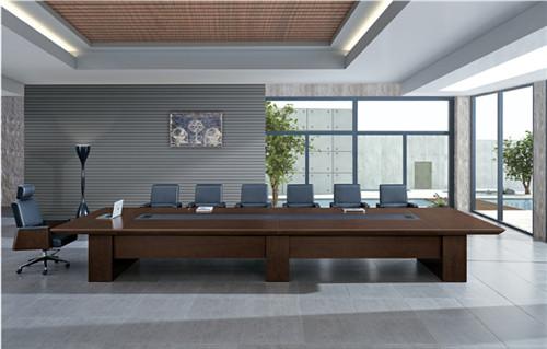 现代油漆会议桌002