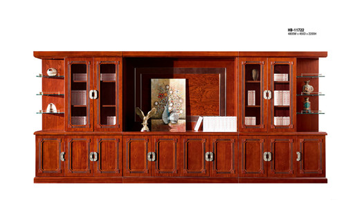 传统油漆文件柜001