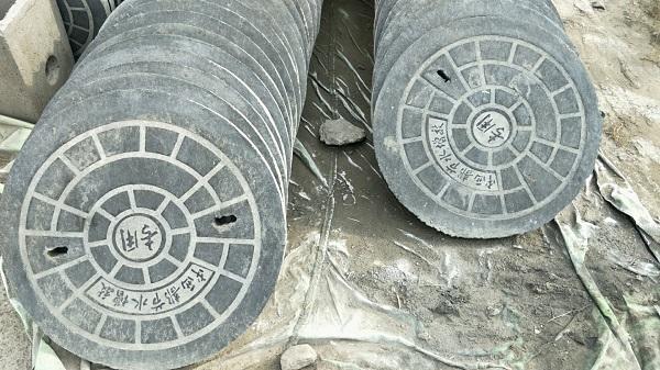 洁拓建材水泥井盖作用