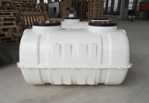 三格化粪池的工艺和其安装流程