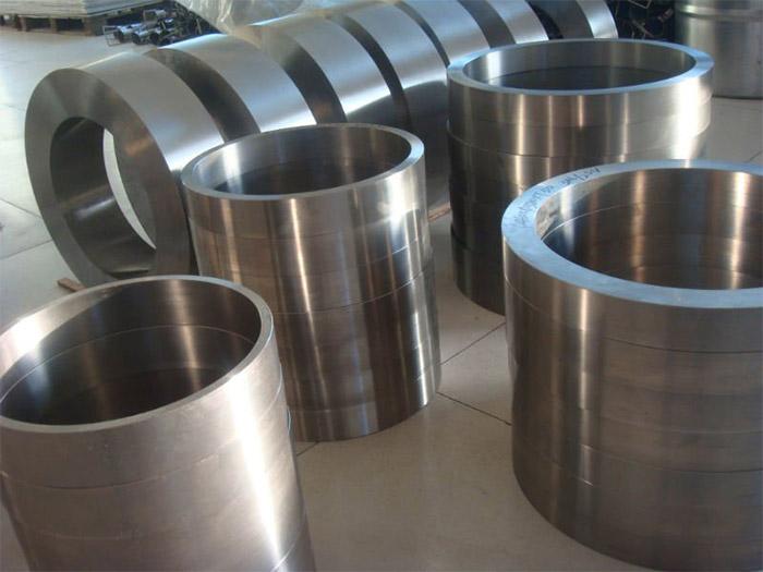 双瑞万基钛业有限公司钛锻件案例