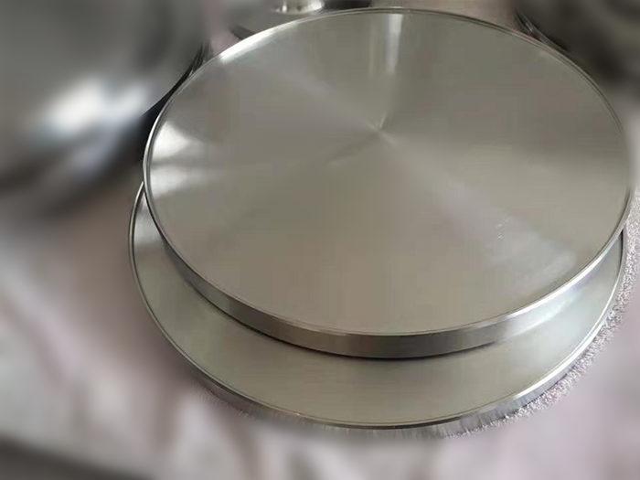 GR7的钛圆板饼