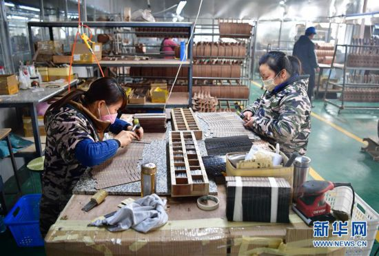 陕西城固:八成以上企业复工