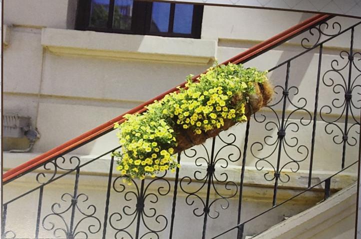 室内铁艺楼梯产品展示!
