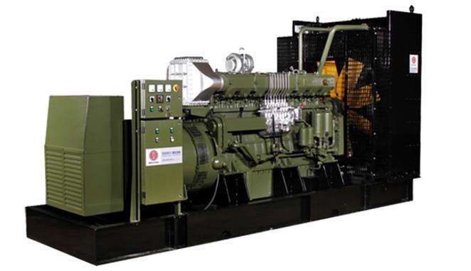 潍柴动力系列卡柴油发电机组