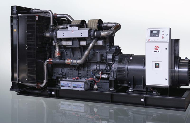 上柴动力柴油发电机组