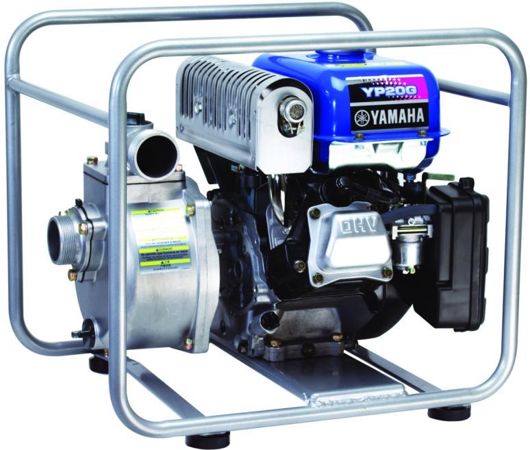雅马哈水泵YP20G