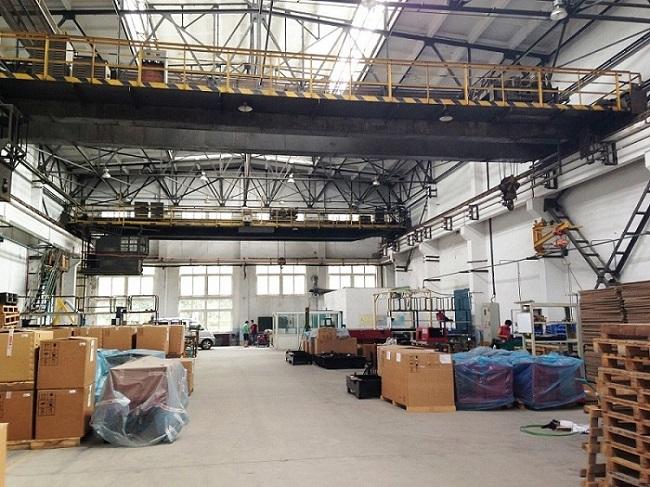 瑞东电子工厂图片
