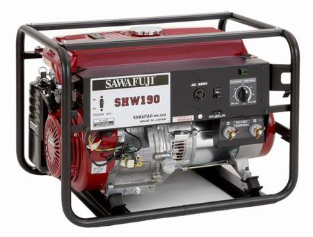 泽藤电焊机SHW190
