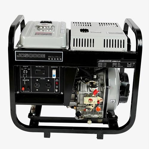 宗申5KW发电机
