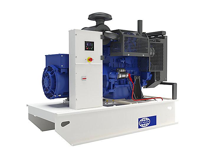 陕西威尔信柴油发电机组F290-1