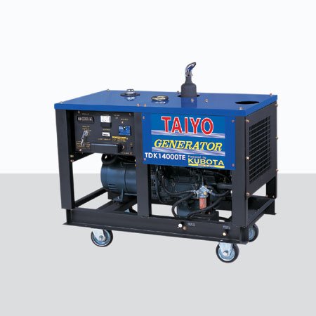 西安发电机TDK14000TE