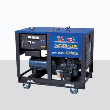 陕西发电机TDK16000E