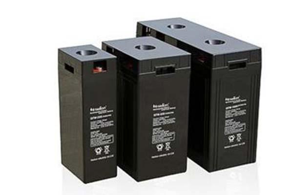 西安力迅蓄电池2V系列