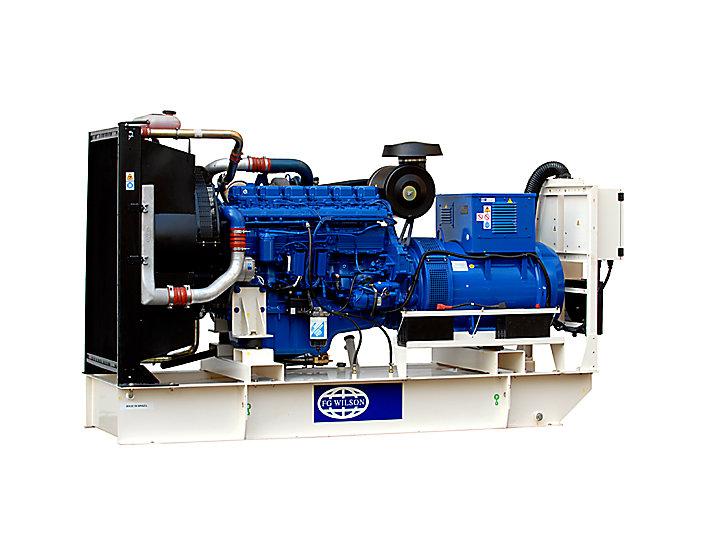 威尔信发电机组P500-3