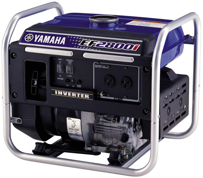 雅马哈变频发电机EF2800IS