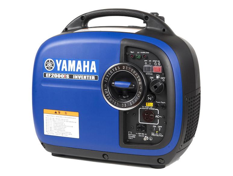 雅马哈变频发电机EF2000IS
