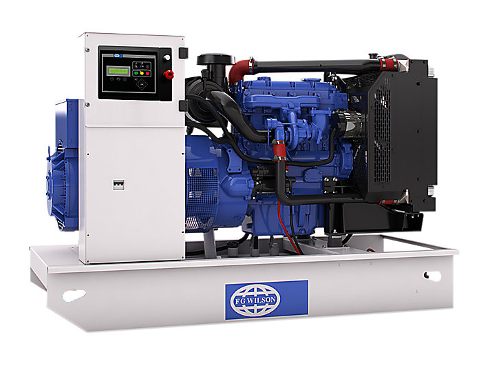 威尔信柴油发电机组P100-1