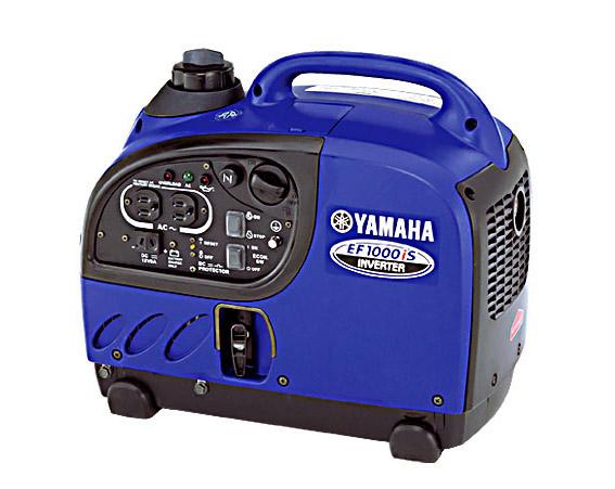 雅马哈变频发电机EF1000IS