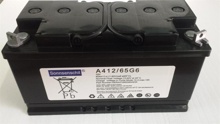 德国阳光蓄电池A412系列-12V