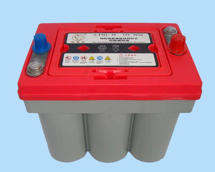 卷绕蓄电池 28-80AH