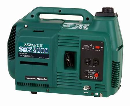 原装进口系统变频发电机SHX2000