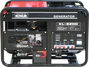 柴汽油发电机