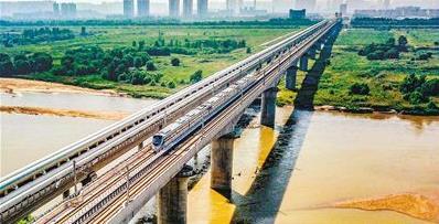 9月4日,西安北至机场城际铁路试行票价公布