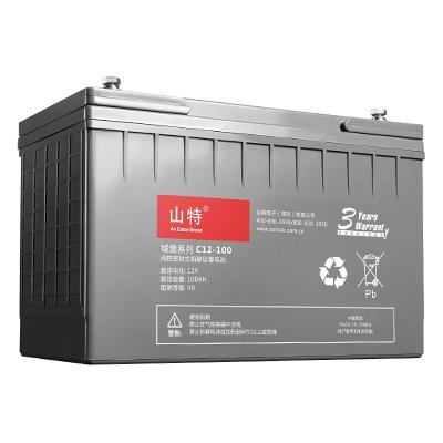 蓄电池山特蓄电池参数
