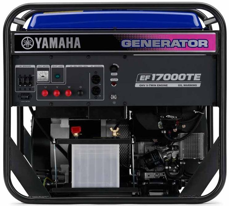 雅马哈发电机 雅马哈发电机EF17000TE
