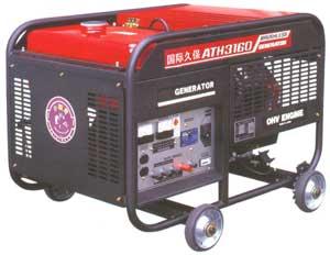 日本国际久保汽油发电机ATH系列