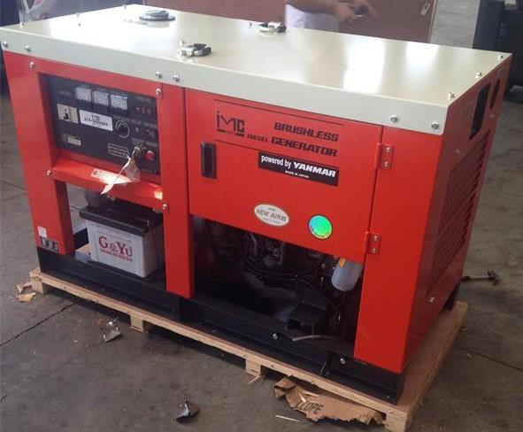 国际久保柴油发电机ATY系列