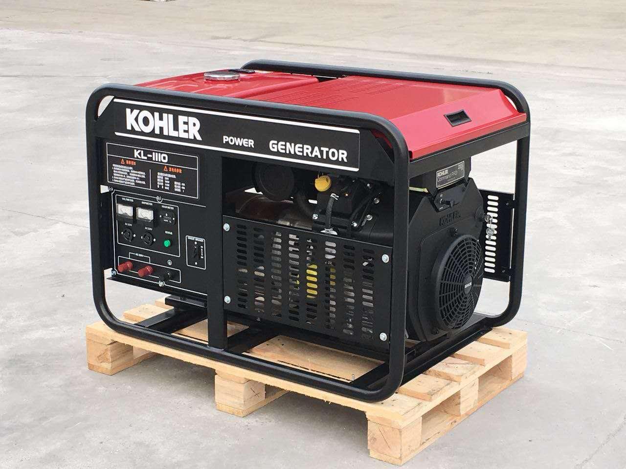 KL-1110美国科勒发电机10KW单相