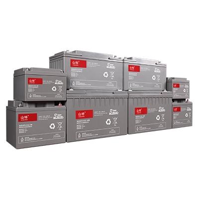 蓄电池 山特蓄电池C12V18AH-200AH全系列